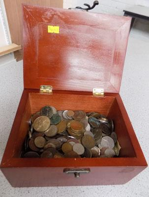 Large box coins