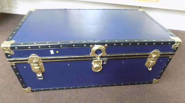 Large trunk with keys (in office)
