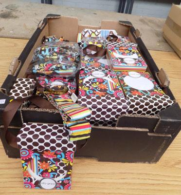 Ella Grace belts/scarves/any occasion cards