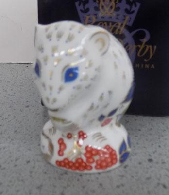 Royal Crown Derby dormouse