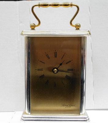 Robert Grant London carriage clock in working order