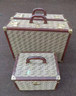 2 Wella cases and a Wella vanity case
