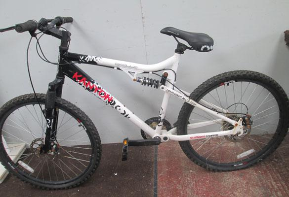 Apollo canyon mountain bike