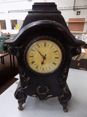 Very large mantel clock