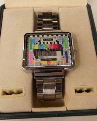 Jalilei test card watch