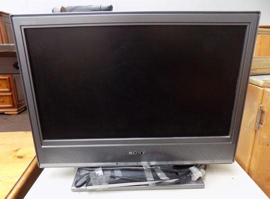 Sony TV (with remote in office)