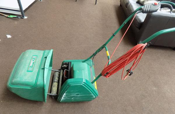 Qualcast classic mower in good working order