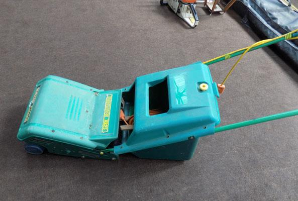 Qualcast Concorde mower in good working order