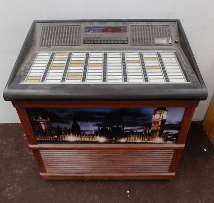 NSM jukebox - in working order but requires servicing
