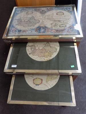 Nest of map tables
