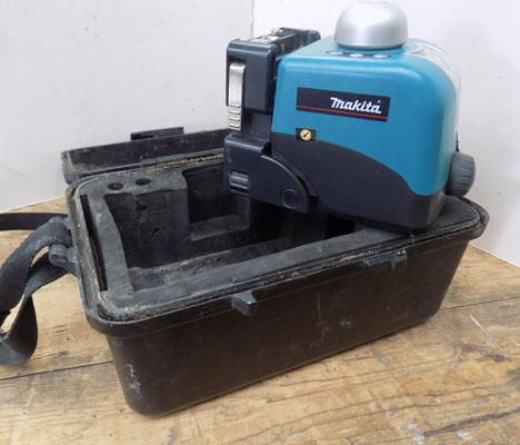 Makita laser level in working order