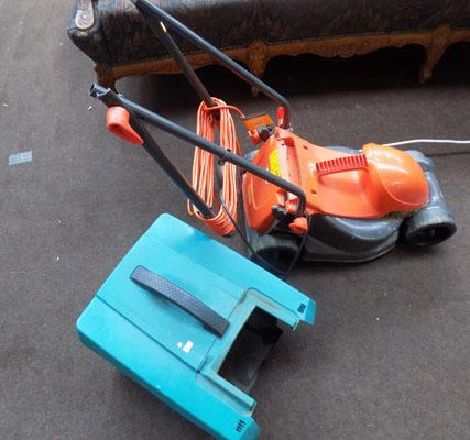 Flymower in working order + grass box