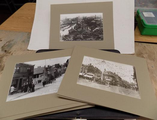 Portfolio of old Bingley photographs
