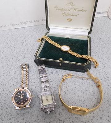 4 ladies watches