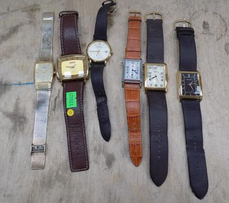 6x mens watches