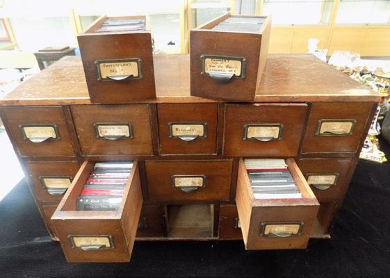 Very large selection of early 1900's magic lantern slides