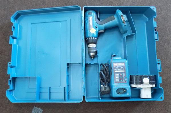 Makita drill in working order