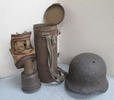 2 German world war items