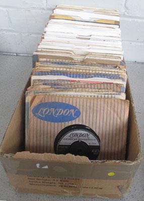 Box London label singles