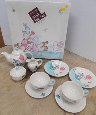 Whittard of Chelsea mini tea set - complete