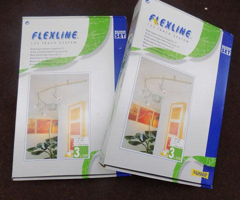 2 flexline 12v lighting systems