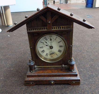 Unghans small mantle clock