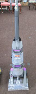 Vax duel power carpet cleaner W/O