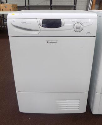 Hotpoint dryer untested