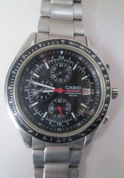 Mans Casio watch