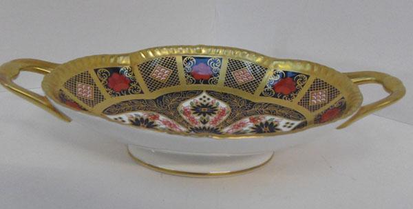 Royal Crown Derby old Imari boxed Melbourne tray