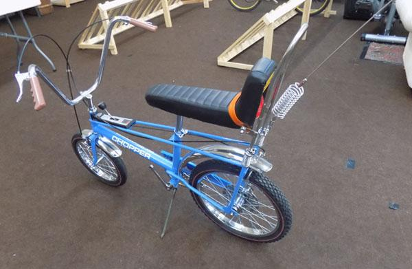 Raleigh chopper MK1 restored
