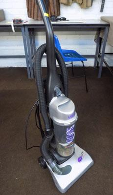 Swift vacuum vax w/o