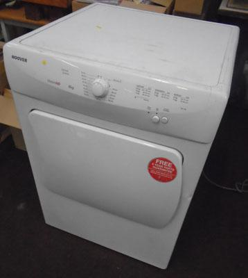 Hoover tumble dryer w/o