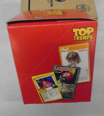 12x New Top Trumps games