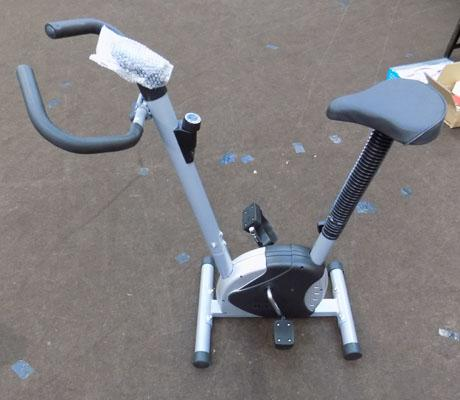 Exercise bike-carries up to 100kg