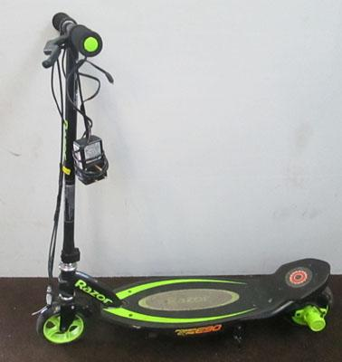 Electric E290 scooter & charger w/o