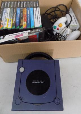 Game cube/games & accessories