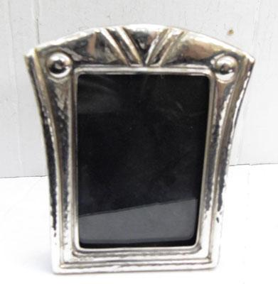 Sterling silver photo frame