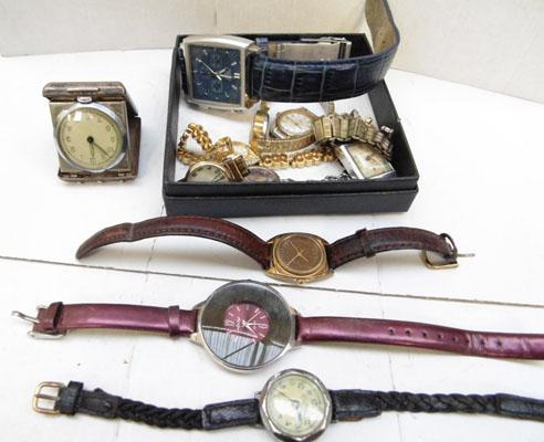 Selection of watches inc Vintage