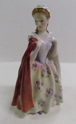 Royal Doulton figurine Bess