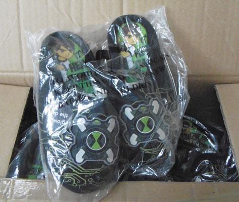 Box of Ben 10 Slippers