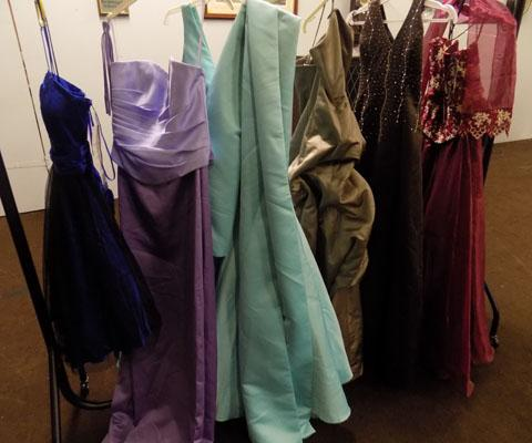 Collection of 6 dresses various sizes