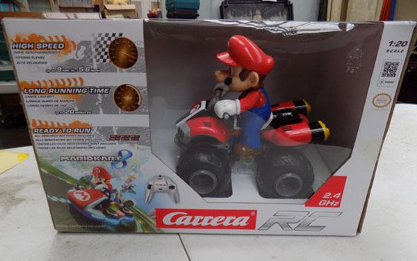 Mario Cart remote control (new)