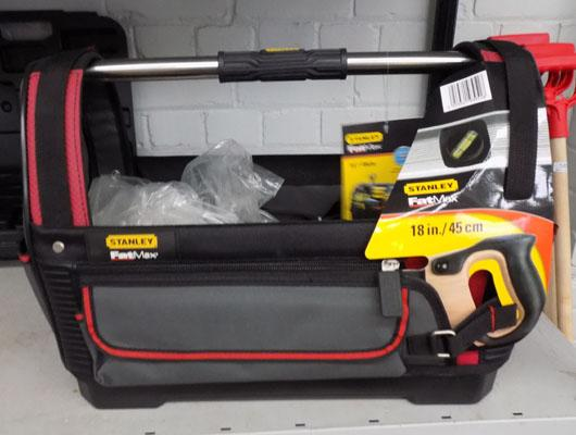 Stanley fat max tool bag (new)