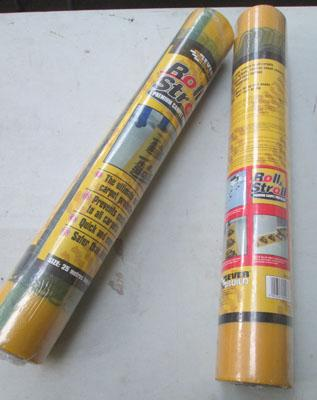 2x Rolls of 'Roll&stroll' carpet protector