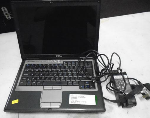 Dell lap top w/o