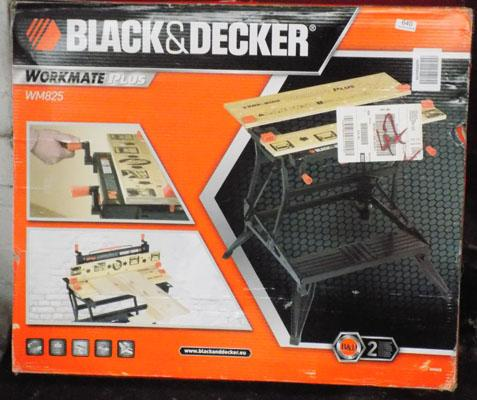 Black & Decker workmate (new in box)