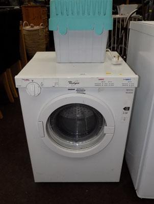 Whirlpool tumble dryer w/o
