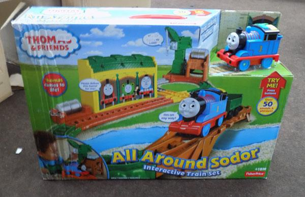 Thomas & friends All around Sodor set
