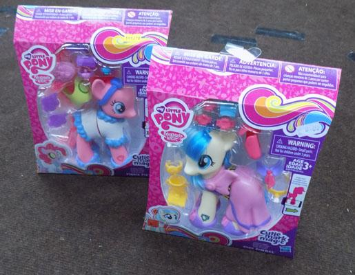 2x New My Little Pony sets